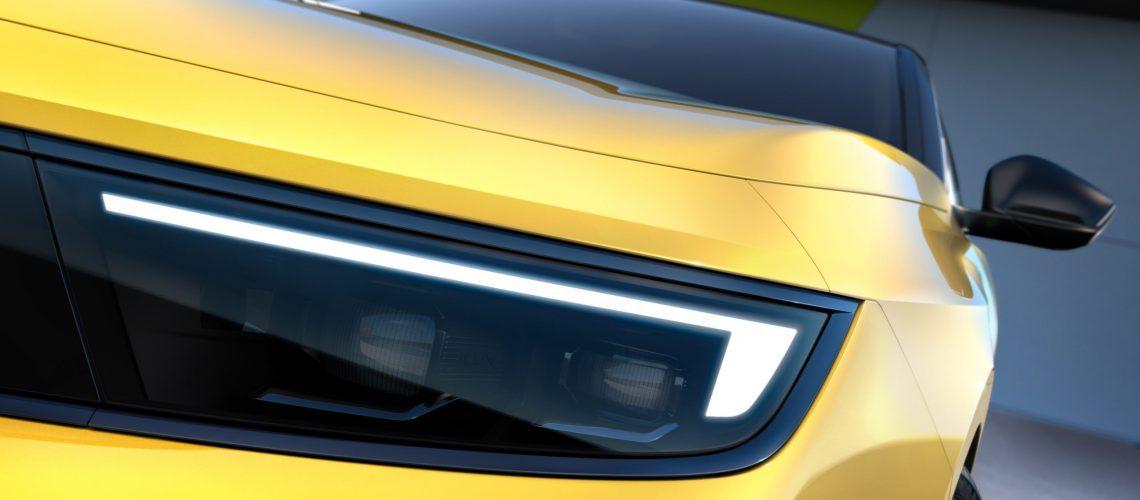 Der neue 2021 Opel Astra